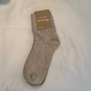 Madewell Speckled Ankle Socks